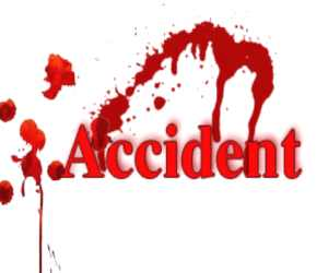 Two person dead from accident