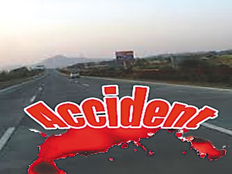 Nine injured in accident
