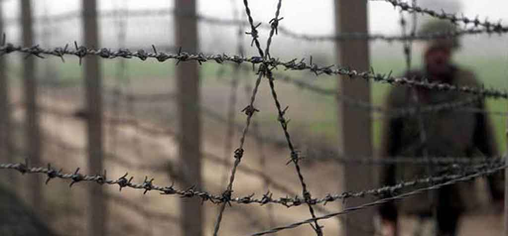 explosion in dozens of landmines in mendhar poonch due to fire