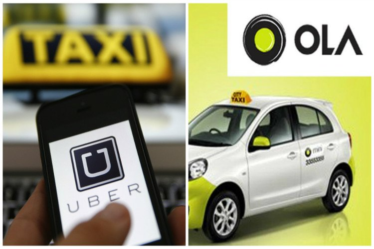 Ola-Uber Cab Service may start soon in the jammu and kashmir