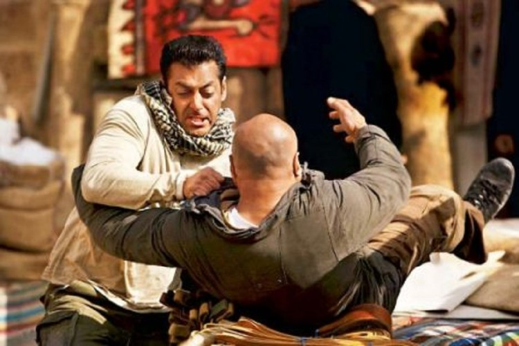 salman khan told it is hard to for him to perform such stunts at the age of 51