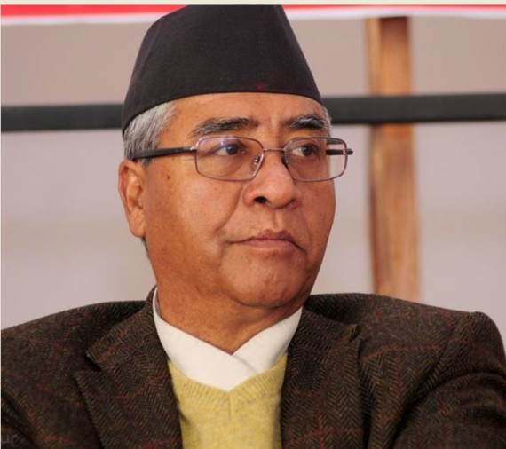 Sher Bahadur Deuba elect as 40th Prime Minister of Nepal