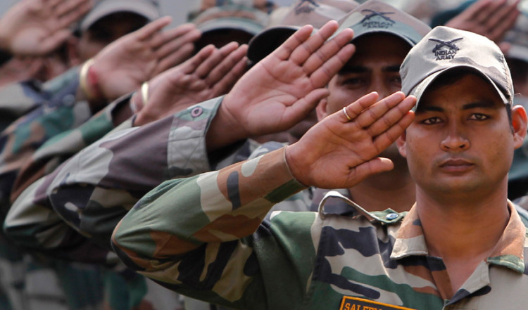 jobs in indian army for 10th passed salary 20000