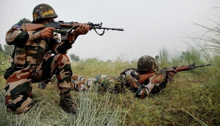 killed pakistani soldiers plan bat attack on indian army