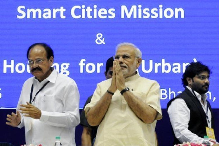 Housing and Urban Affairs Ministry worried on Modi government's smart city fund planning