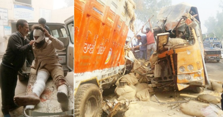 Sangrur Accident