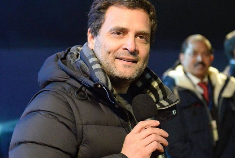 BJP Meghalaya Said, Rahul Gandhi Reached in Music Concert with 63,000 rupee jacket