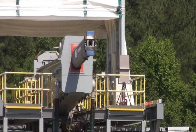 China's super weapon 'Railgun', every shot consumption of electricity for thousands of homes