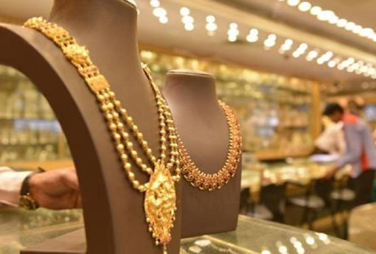gold prices rise by 381 rupees on wednesday 7th november as share market loss continue