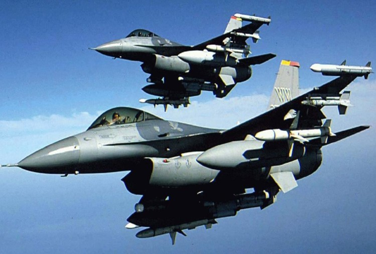 American company, Lockheed Martin wishing to build F-16 fighter aircraft in India