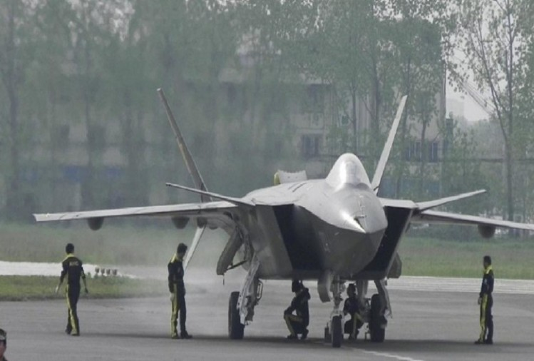 j-20 stealth fighter jet
