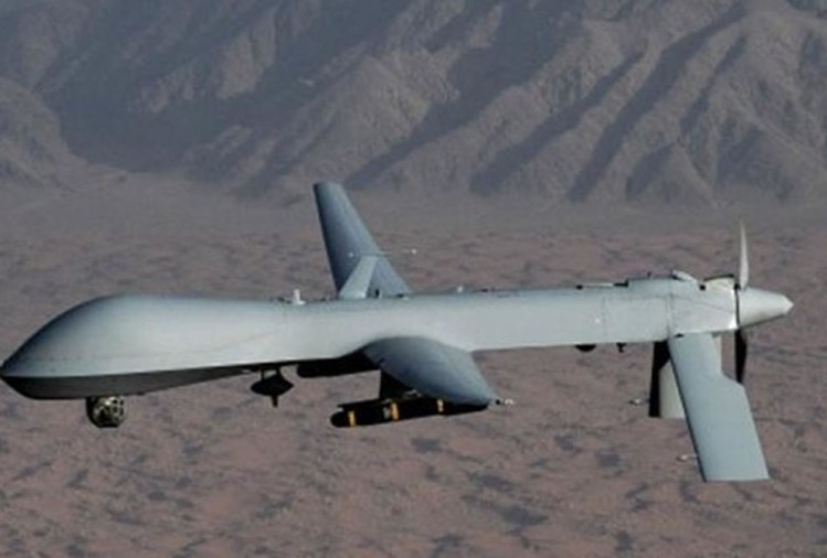 taliban and haqqani network four terrorists killed by US drone strike in pakistan waziristan