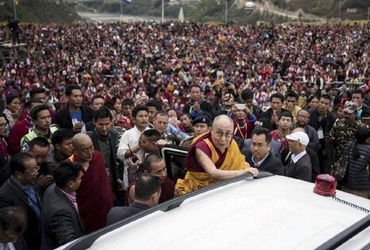 Tibet police alert people from Dalai Lama`s supporter