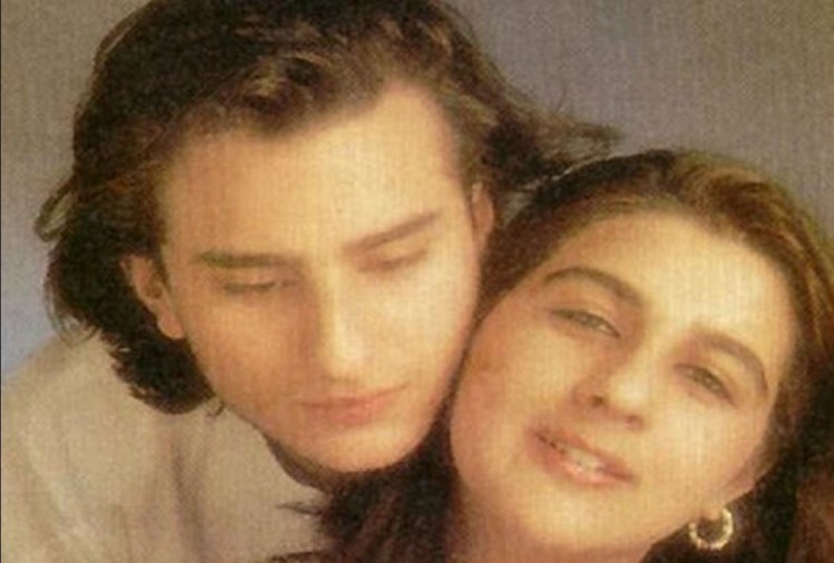 Valentine's Day SPECIAL, lOVE STORY OF SAIF ALI KHAN AND AMRITA SINGH