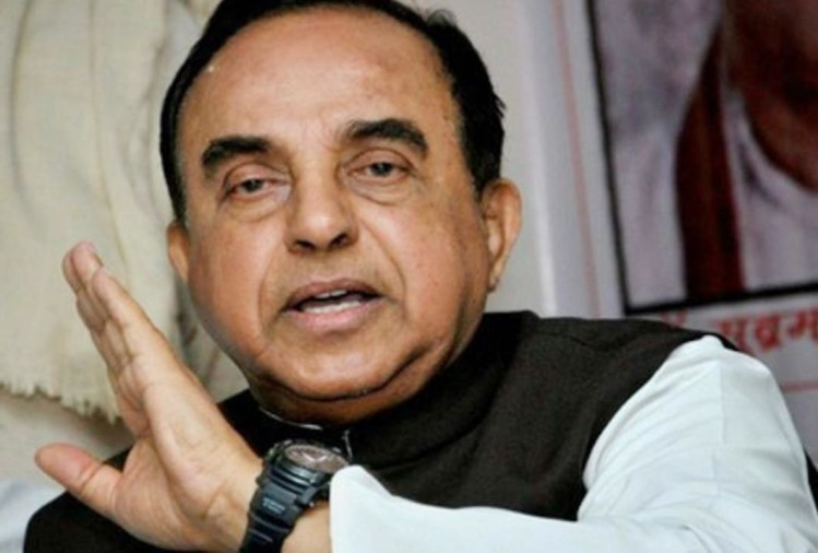 Subramanian Swamy says Government should avoiding air india disinvestment till Lok Sabha elections