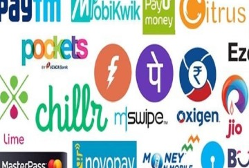 mobile wallet transaction soars to a new high of 14600 crore rupees