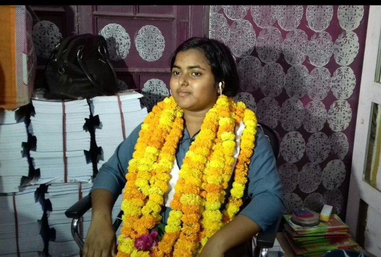 interview of up board 10th class topper anjali verma