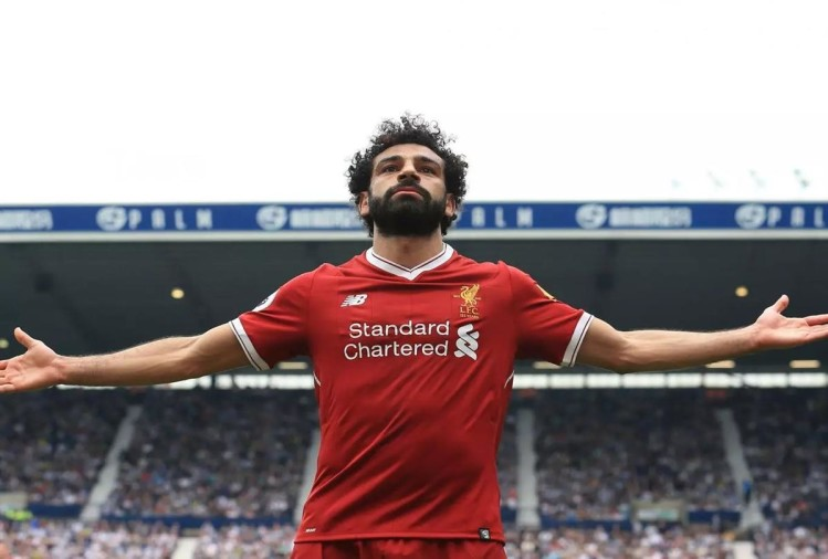 Liverpool star mohamed salah become writers footballer of the year