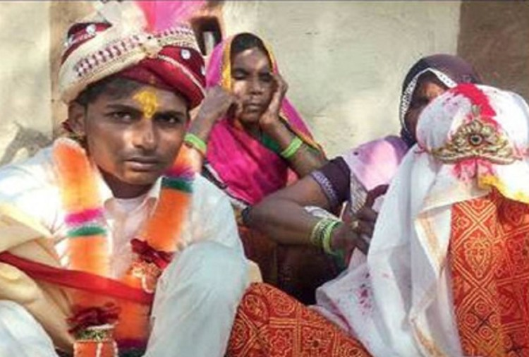 A village in Rajasthan is such that after 22 years there anybody become Groom