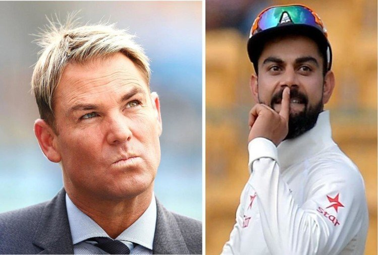 Virat Kohli will show terrific form at England tour says Shane Warne