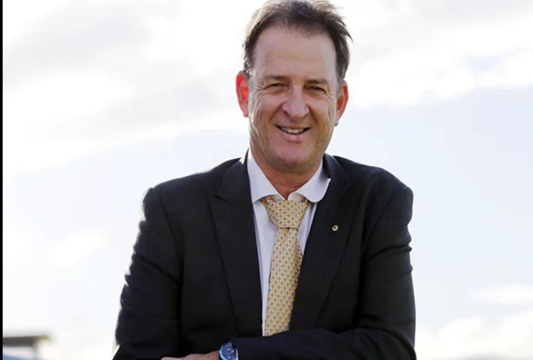 Mark Waugh steps down as Australian cricket selector