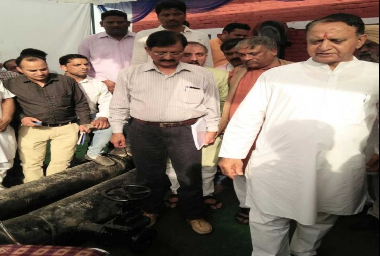blast in transformar after inauguration of iph scheme at paonta by minister