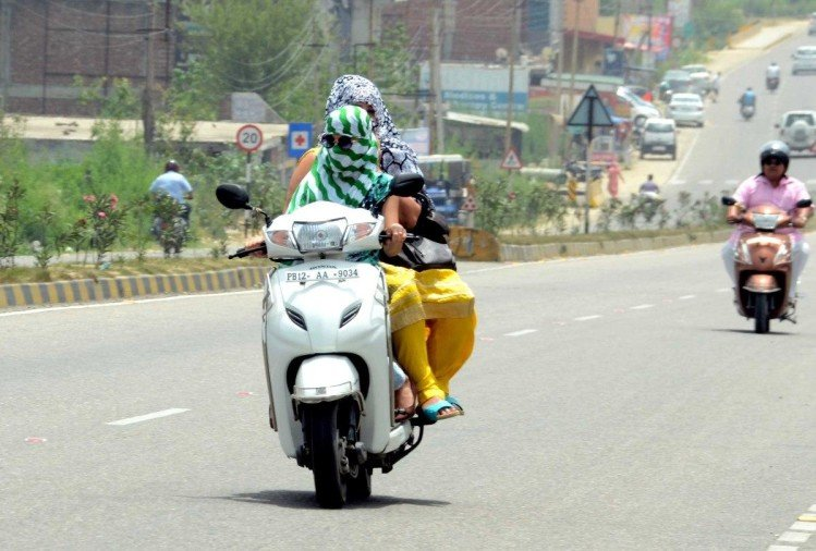 Heatwave hits Himachal Pradesh Una sizzles at 40 degree