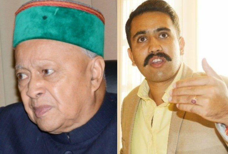 FIR against Virbhadra singh Vikramaditya and two others