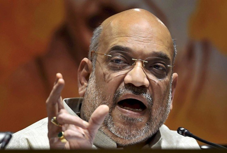 Amit Shah said Political parties should work on the basis of ideology for healthy politics