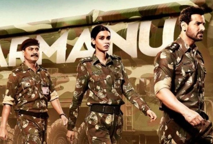 film review of John Abraham parmanu The Story of Pokhran