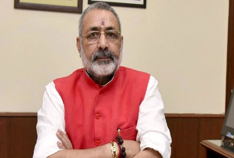 Giriraj Singh says opposition unity is like Osama bin Laden against nda 2019 lok sabha election