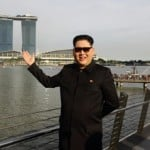 kim jong un detained by singapore police before trump kim summit