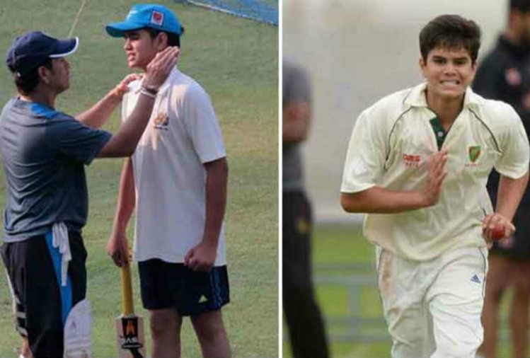 This is how Sachin reacts after Arjun Tendulkar named in under 19 Team India squad