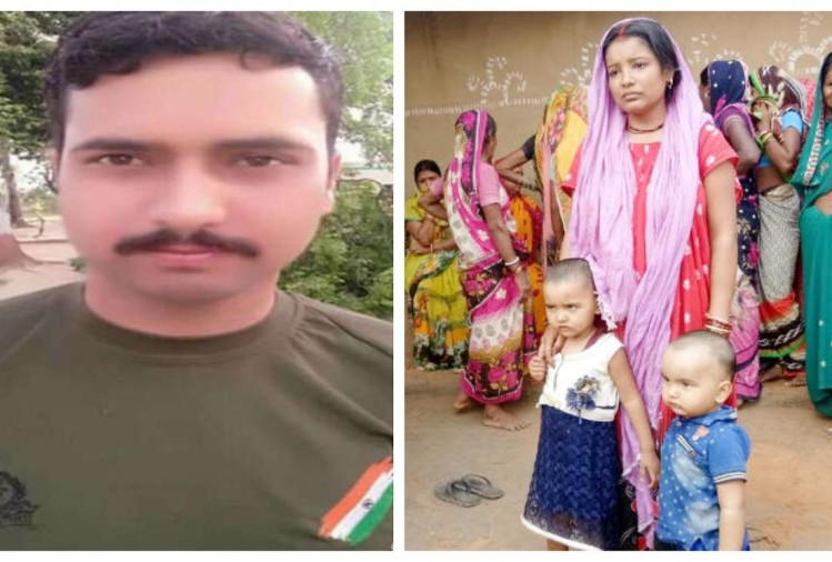 DC asked martyrs wife to prove that your husband had died in the line of duty