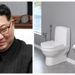 know why Kim Jong Un came Singapore with his personal toilet