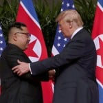 first phase of historical meeting is over, know the interesting facts of trump and kim summit