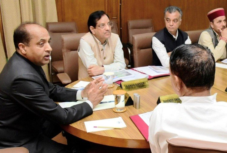himachal cabinet meeting decide for for ten colleges Center for Excellence and Efficiency
