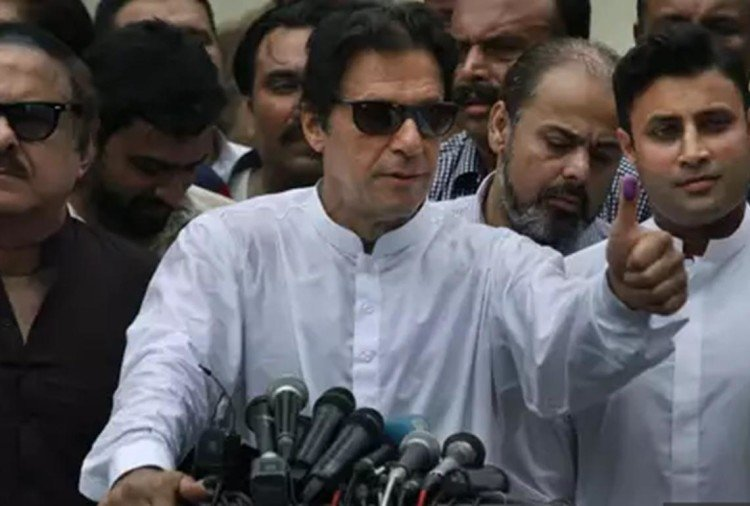 Imran Khan oath as pakistan prime minister On August 18