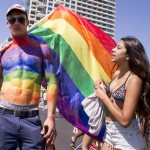 Over 15 thousand people marched in Gay Pride Parade in Jerusalem