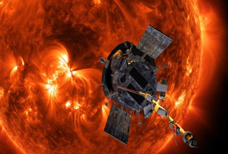 A nasa mission to touch the sun launches today