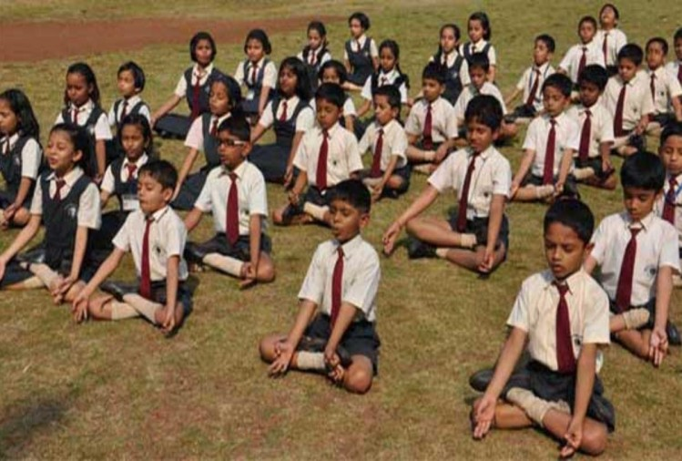 NCERT issued guidelines to all the schools to introduce yogic activities from class 6