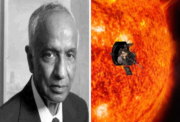 Indian American physicist subrahmanyan chandrasekhar behind NASA mission to touch the Sun
