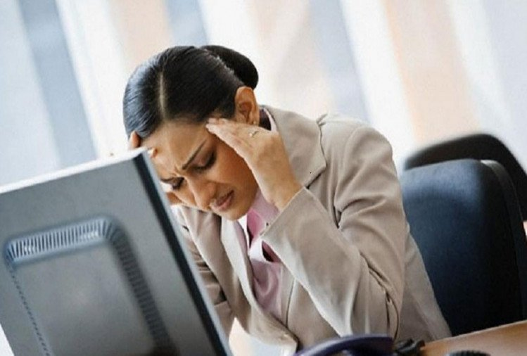 Survey says 89 percent of people in india suffer from stress