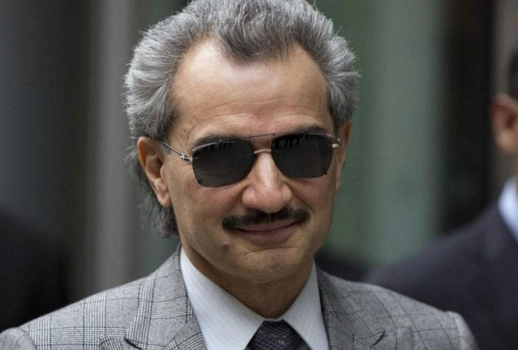 Know about the story of international business investor Alwaleed bin Talal
