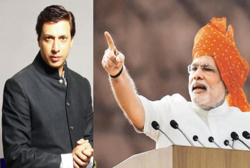 Madhur Bhandarkar says India is growing under the leadership of Prime Minister Narendra Modi
