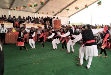 72nd Independence day celebrations in Himachal Pradesh
