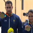 Apurvi Chandela and Ravi Kumar aims silver to open India's first medal at Asian Games