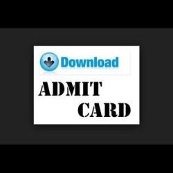 Rajasthan LDC 2018 Admit Card Released